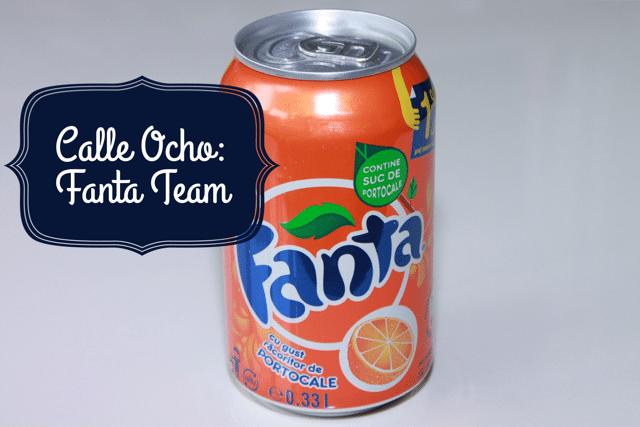 Calle Ocho: Fanta Team