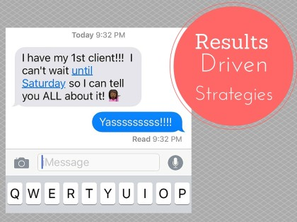 Results Driven Strategies Lead To Client Success