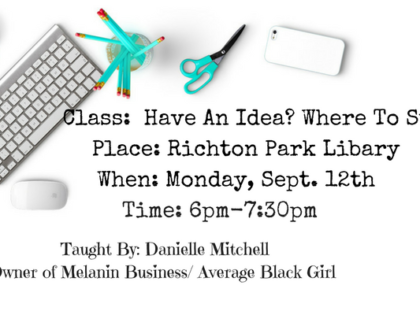 Richton Park Library Series