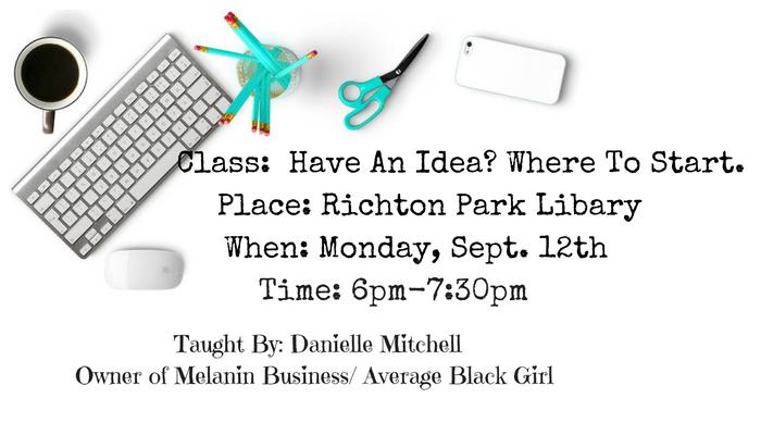 Richton Park Library Series