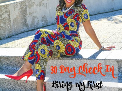 30 Day Check In Hiring My First Independent Contractor 10 Steps I Have Learned…